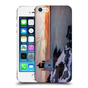 Official Michael Blanchette Lighthouses Day'S End Hard Back Case For Apple Iphone 5 / 5S / Se