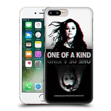 Official Orphan Black One Of A Kind Sestra Hard Back Case For Apple Iphone 7 Plus