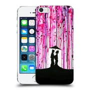 Official Marc Allante Silhouettes Wild Blossoms Hard Back Case For Apple Iphone 5 / 5S / Se