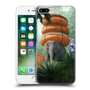 Official Eric Joyner Donuts On Tiger Mountain Hard Back Case For Apple Iphone 7 Plus