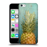 Official Olivia Joy Stclaire Tropical Pineapples Hard Back Case For Apple Iphone 5C
