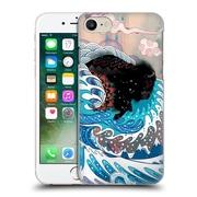 Official Mat Miller Oceans The Unstoppabull Force Hard Back Case For Apple Iphone 7