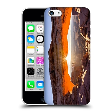 Official Michael Blanchette Southwest Lighted Frame Hard Back Case For Apple Iphone 5C