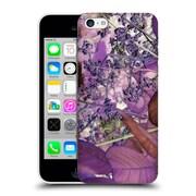 Official Magdalena Hristova Secret Garden Purple 2 Hard Back Case For Apple Iphone 5C
