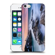 Official Michael Blanchette Lighthouses Dawn Glory Hard Back Case For Apple Iphone 5 / 5S / Se