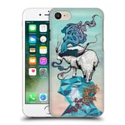 Official Mat Miller Animals Seeking New Heights Hard Back Case For Apple Iphone 7