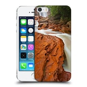 Official Michael Blanchette Appalachians Red Chute At Douglas Falls Hard Back Case For Apple Iphone 5 / 5S / Se