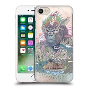 Official Mat Miller Animals Ceremony Hard Back Case For Apple Iphone 7