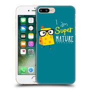 Official Dinomike Fun Illustrations Super Mature Hard Back Case For Apple Iphone 7 Plus