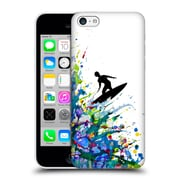 Official Marc Allante Silhouettes A Pollock Point Break Hard Back Case For Apple Iphone 5C