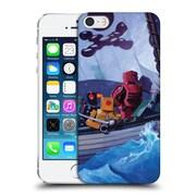 Official Eric Joyner Robo Pirates Hard Back Case For Apple Iphone 5 / 5S / Se