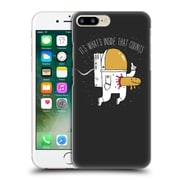 Official Dinomike Fun Illustrations Space Sucks Hard Back Case For Apple Iphone 7 Plus