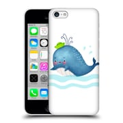 Official Oilikki Animals Whale Hard Back Case For Apple Iphone 5C