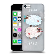Official Oilikki Animals Baaa Hard Back Case For Apple Iphone 5C