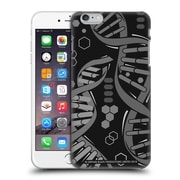 Official Orphan Black Logo & Helix Greyscale Dna Hard Back Case For Apple Iphone 6 Plus / 6S Plus