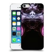Official Elena Kulikova Fumes Smoke Patterns 5 Hard Back Case For Apple Iphone 5 / 5S / Se