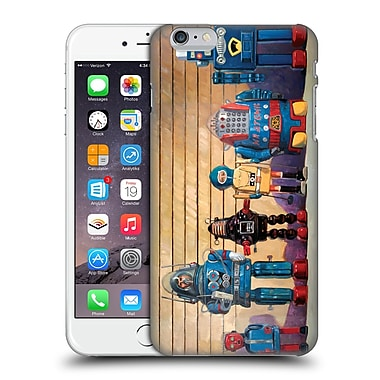 Official Eric Joyner Robo 2 Usual Suspect Hard Back Case For Apple Iphone 6 Plus / 6S Plus