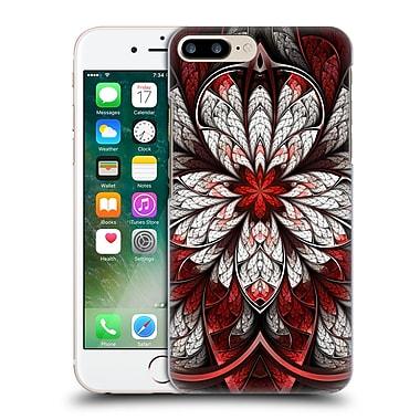 Official Eli Vokounova Fractal Art Bleeding Hard Back Case For Apple Iphone 7 Plus