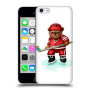 Official Oilikki Animals Bear Hockey Hard Back Case For Apple Iphone 5C
