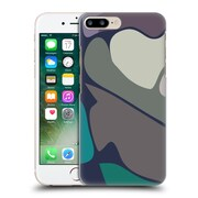 Official Magdalena Hristova Clean Lines 2 Teal 3 Hard Back Case For Apple Iphone 7 Plus
