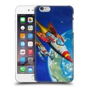 Official Eric Joyner Robo Space Patrol Hard Back Case For Apple Iphone 6 Plus / 6S Plus