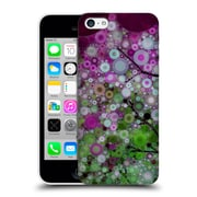 Official Olivia Joy Stclaire Circles Positive Energy Purple Shades Hard Back Case For Apple Iphone 5C