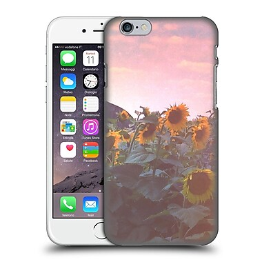 Official Olivia Joy Stclaire Nature Summer Sunflower Field Hard Back Case For Apple Iphone 6 / 6S
