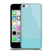 Official Magdalena Hristova Clean Lines 2 Blue Hard Back Case For Apple Iphone 5C
