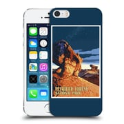 Official Lantern Press National Park Petrified Forest Hard Back Case For Apple Iphone 5 / 5S / Se