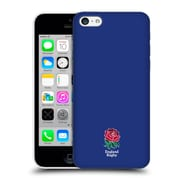Official England Rugby Union 2016/17 The Rose Plain Navy Hard Back Case For Apple Iphone 5C