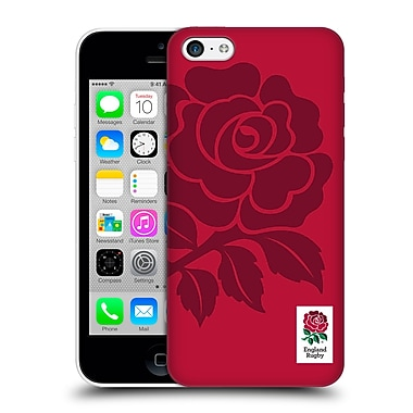 Official England Rugby Union 2016/17 The Rose Mono Rose Hard Back Case For Apple Iphone 5C