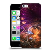 Official Eli Vokounova Fractal Art Fairy Grove Hard Back Case For Apple Iphone 5C