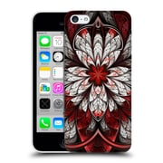 Official Eli Vokounova Fractal Art Bleeding Hard Back Case For Apple Iphone 5C