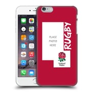 Custom Customised Personalised England Rugby Union 2016/17 Rugby Design Hard Back Case For Apple Iphone 6 Plus / 6S Plus