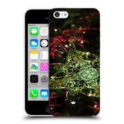 Official Eli Vokounova Fractal Art Christmas Hard Back Case For Apple Iphone 5C