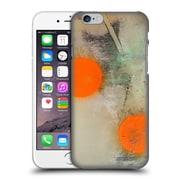 Official Aini Tolonen In The Mood Sending You Orange Kisses Hard Back Case For Apple Iphone 6 / 6S
