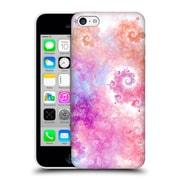 Official Eli Vokounova Fractal Art Cotton Candy Hard Back Case For Apple Iphone 5C