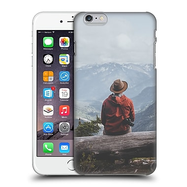 Official Luke Gram Tropical North Cascades Ii Hard Back Case For Apple Iphone 6 Plus / 6S Plus