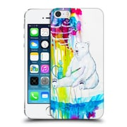 Official Marc Allante Animals Mint Hard Back Case For Apple Iphone 5 / 5S / Se
