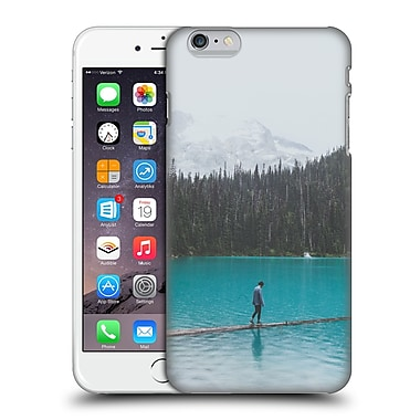 Official Luke Gram Tropical Joffree Lakes, Canada Hard Back Case For Apple Iphone 6 Plus / 6S Plus