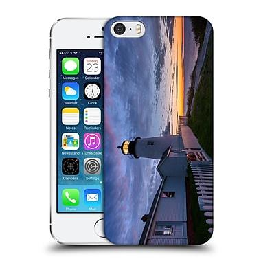 Official Michael Blanchette Lighthouses Faithful Sentry Hard Back Case For Apple Iphone 5 / 5S / Se