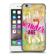Official Natasha Wescoat Watercolour Wonders Wander Hard Back Case For Apple Iphone 6 / 6S