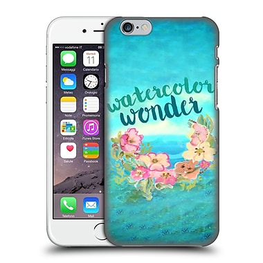 Official Natasha Wescoat Watercolour Wonders Wonderful Hard Back Case For Apple Iphone 6 / 6S
