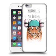 "Official Julien ""Corsac"" Missaire Animals Swaggy Tiger Hard Back Case For Apple Iphone 6 Plus / 6S Plus"