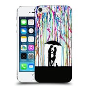 Official Marc Allante Silhouettes Two Step Hard Back Case For Apple Iphone 5 / 5S / Se