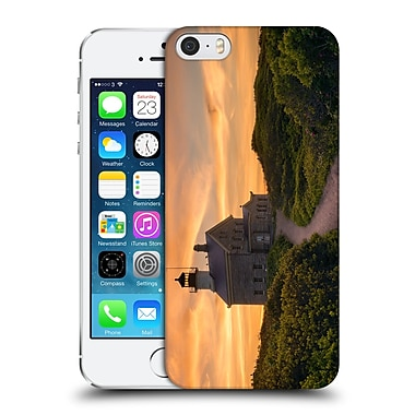 Official Michael Blanchette Lighthouses Keeper On The Hill Hard Back Case For Apple Iphone 5 / 5S / Se