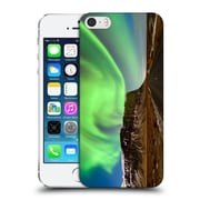Official Michael Blanchette Night Sky Aurora Splash Hard Back Case For Apple Iphone 5 / 5S / Se