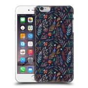 Official Oilikki Patterns Flowers Hard Back Case For Apple Iphone 6 Plus / 6S Plus