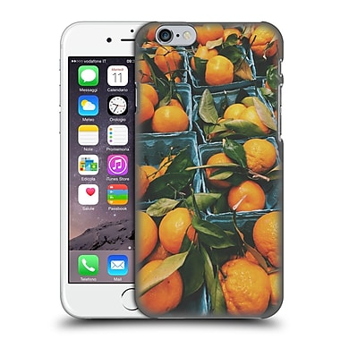 Official Olivia Joy Stclaire Tropical Oranges Hard Back Case For Apple Iphone 6 / 6S