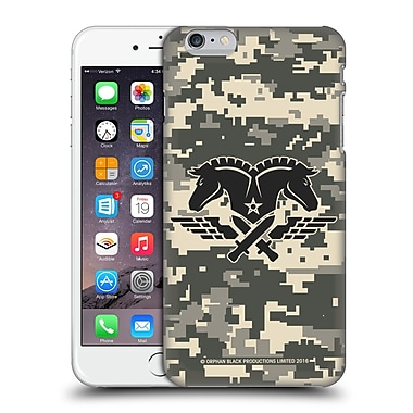 Official Orphan Black Graphics Castor Tattoo Hard Back Case For Apple Iphone 6 Plus / 6S Plus